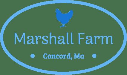Marshall Farm Concord, MA