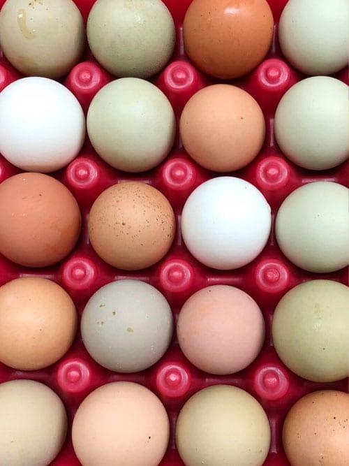 Marshall Farm pasture-raised eggs